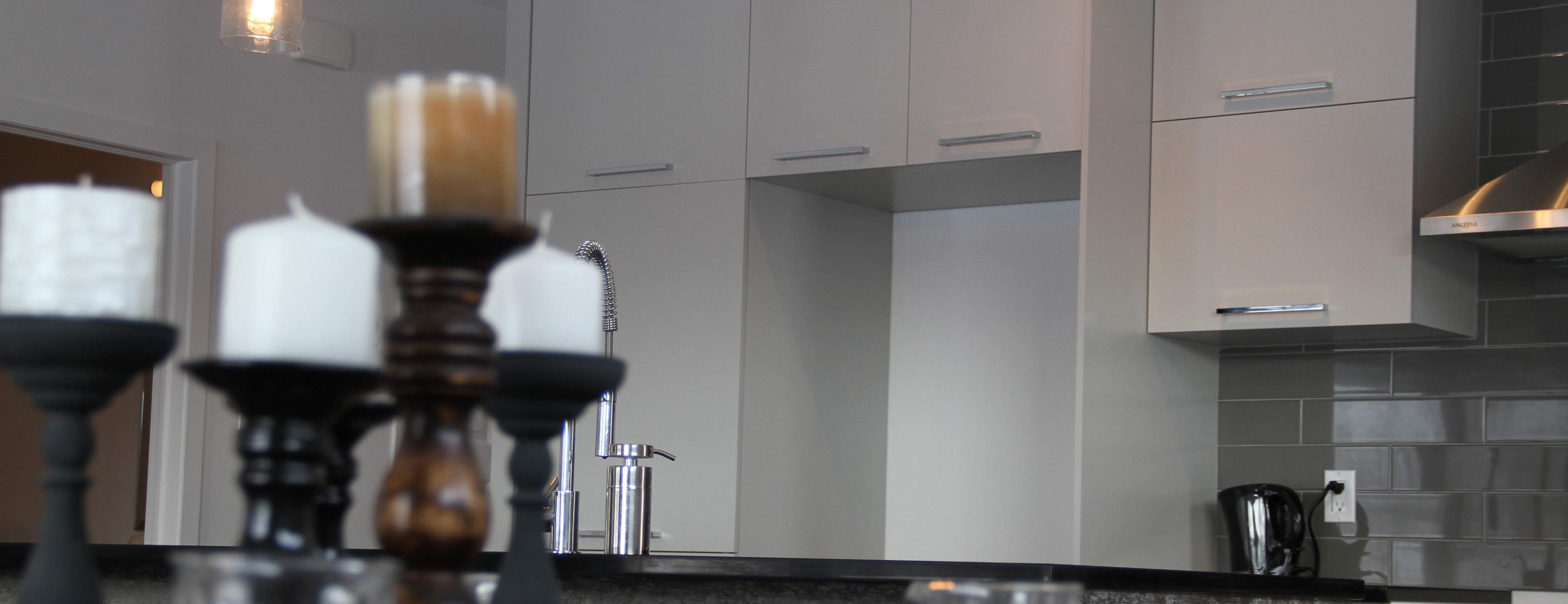Armoire de cuisine st-jerome