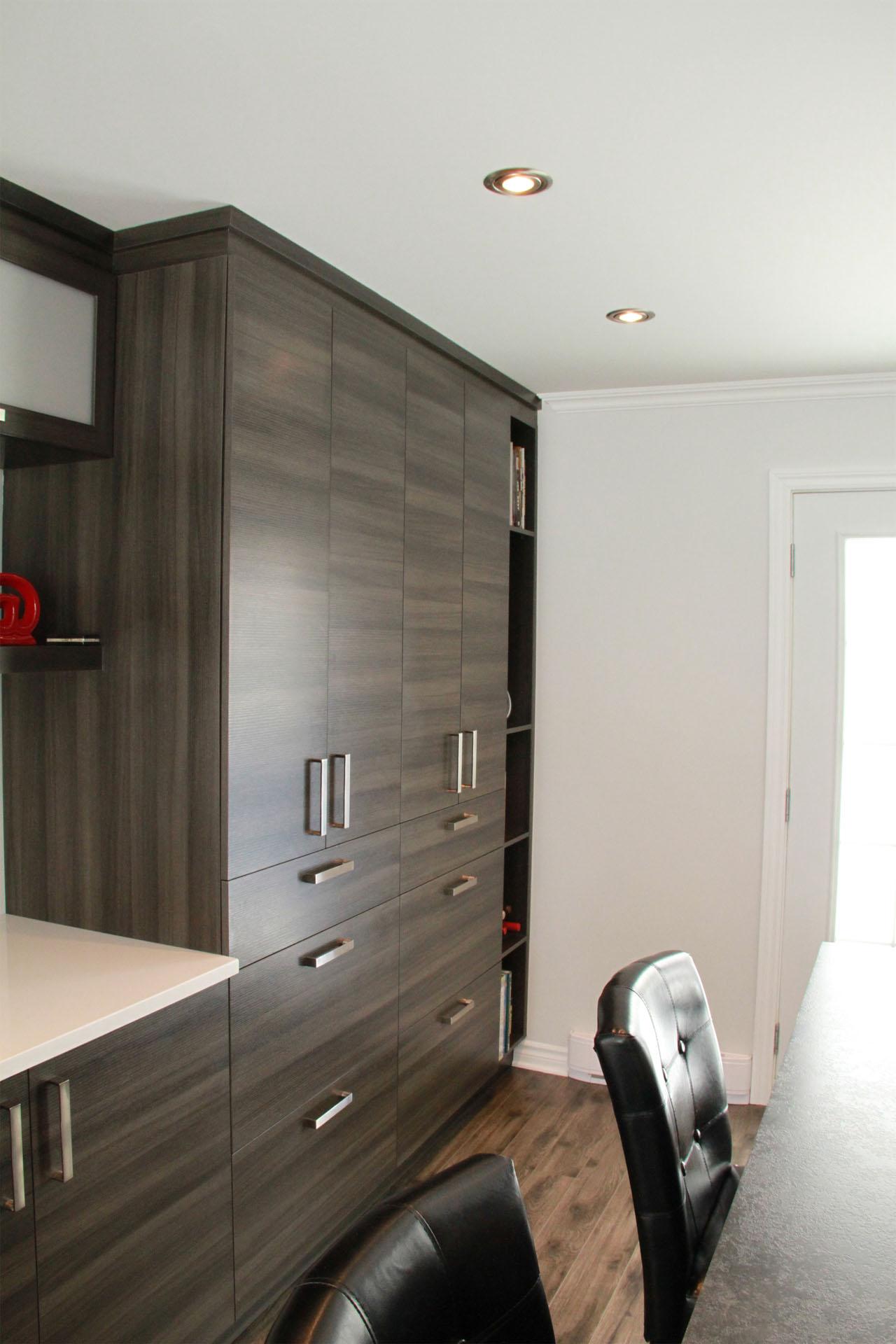Armoires de cuisine, salles de bain et comptoir à st jérôme