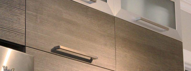 Armoire de cuisine gris 4789